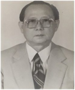 in July 1st 1957: He Became a Cardiologist from Registrasi Commissie Amsterdam and the first Cardiologist in Soerabaja